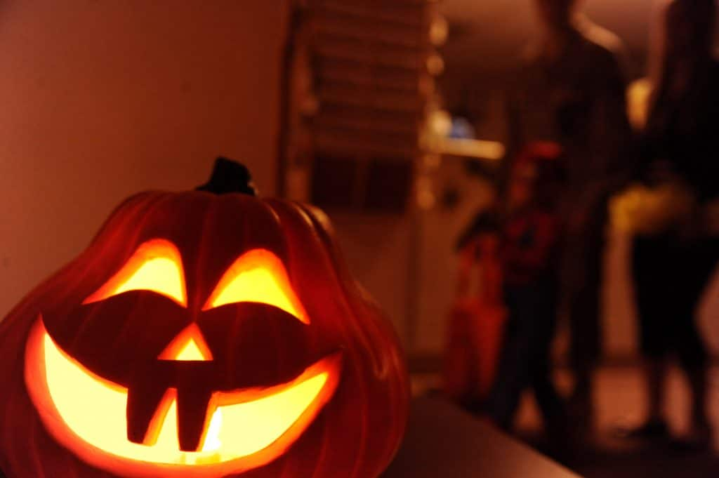 jack o lantern, halloween safety tips, trottier insurance