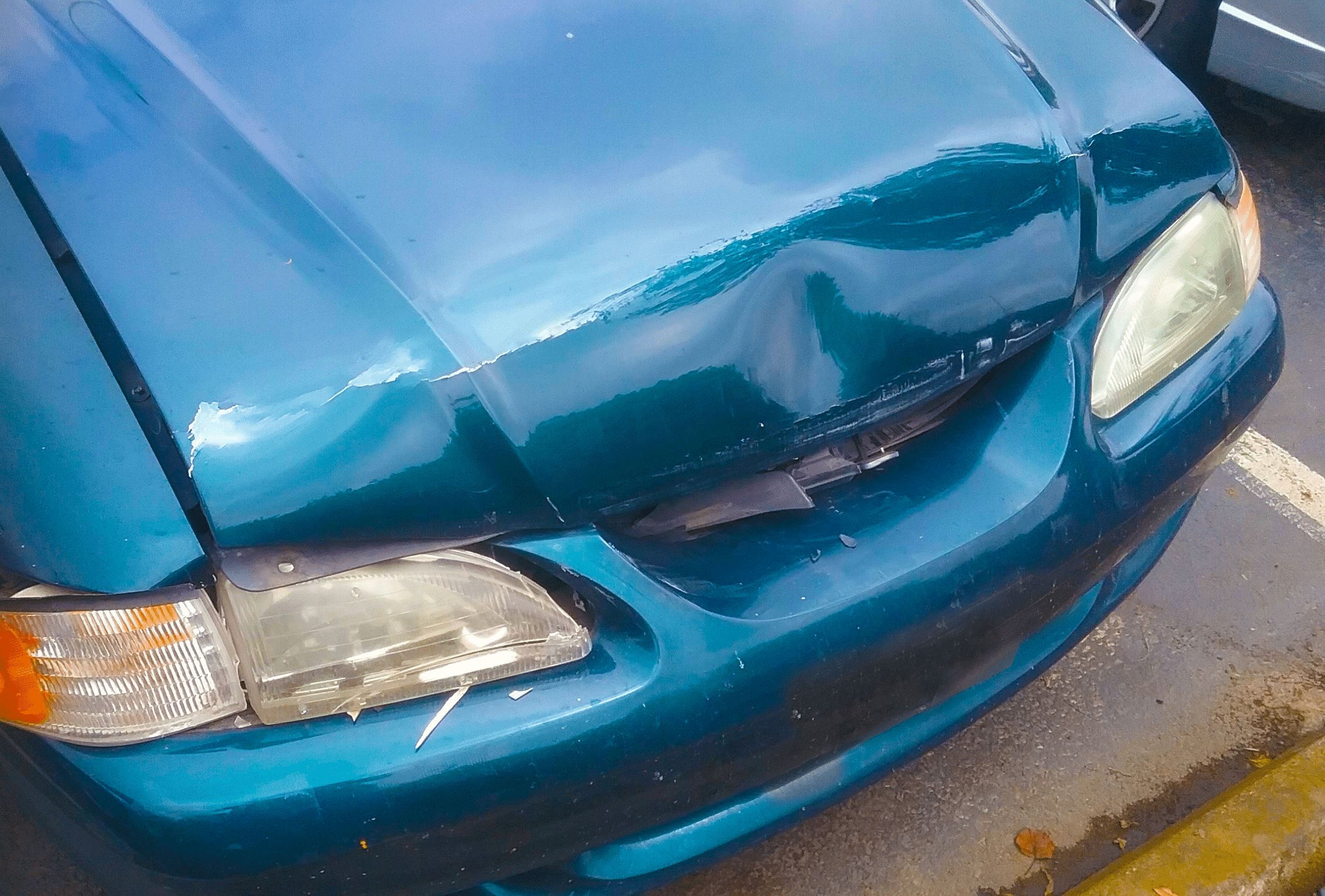 who is at-fault, rear-ended insurance, car accident