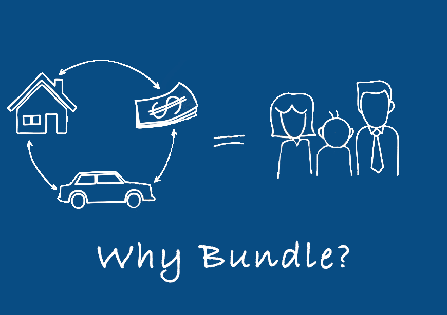 bundle insurance kenosha, save money insurance kenosha, simplify insurance kenosha